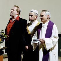 Interreligiöser Meditationsgottesdienst in Essen